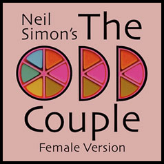 The Odd Couple: Female Version at Kettle Moraine Playhouse