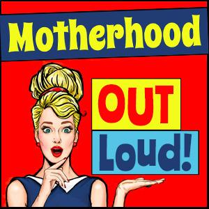 Motherhood Out Loud at Kettle Moraine Playhouse logo